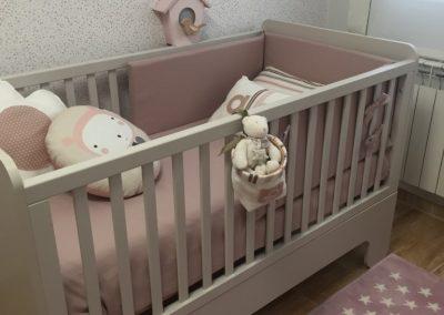 Dormitorio de Alba
