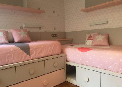 Dormitorio de Neus