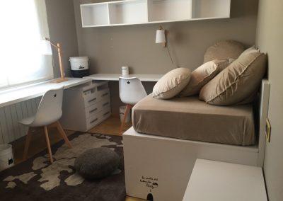 Dormitorio de Àlex