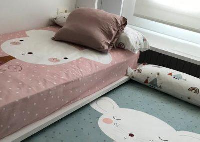 Dormitorio de Alicia