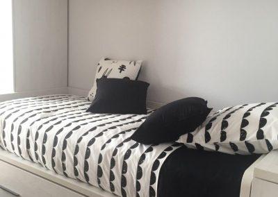 Dormitorio de Biel