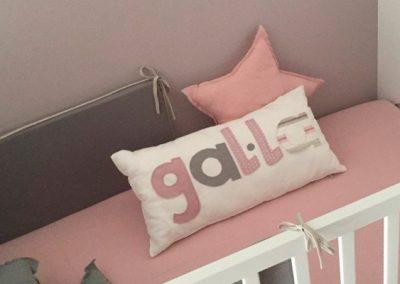 Dormitorio de Gal.la