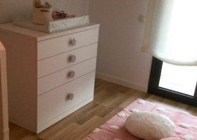 Dormitorio de Isabel