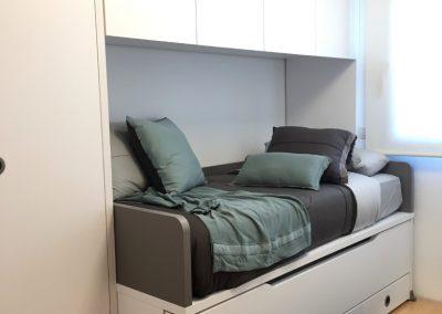 Dormitorio de Jan